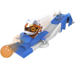 Robottieläin leikkisetti sininenrata