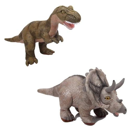 Pehmolelu dinosaurukset