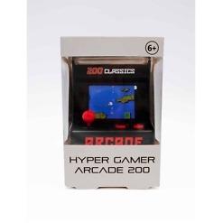 Pelikonsoli 200 peliä Gamer Arcade