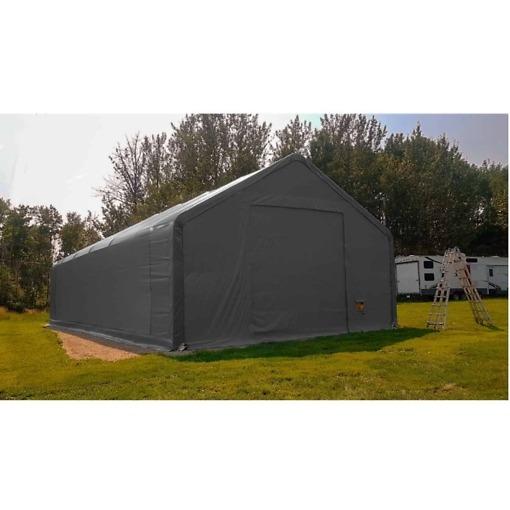 Pressutalli 12.2 x 9.15 x 6.1 m, 900g/m² Ranch