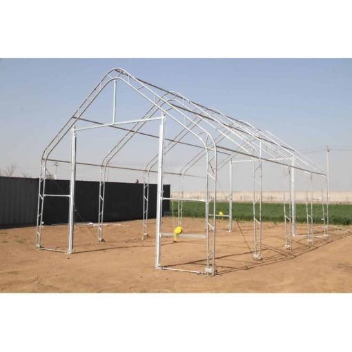 Pressutalli 18.3 x 9.15 x 6.1 m, 900g/m² Ranch