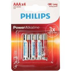 Philips AAA-paristo 4kpl/pkt