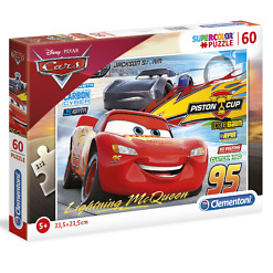 Lastenpalapeli 60palaa Cars
