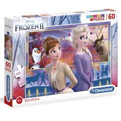 Lastenpalapeli 60palaa Frozen 2