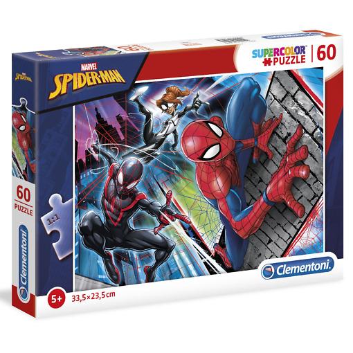 Lastenpalapeli 60palaa Spiderman
