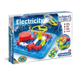Electricity tutkimussetti Clementoni