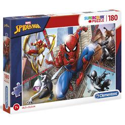 Lasten palapeli hämähäkkimies