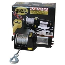 Sähkövinssi 12V 906 kg Benson