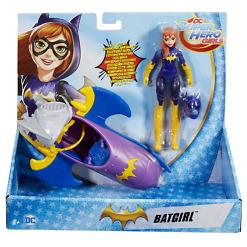 Batgirl + jetti