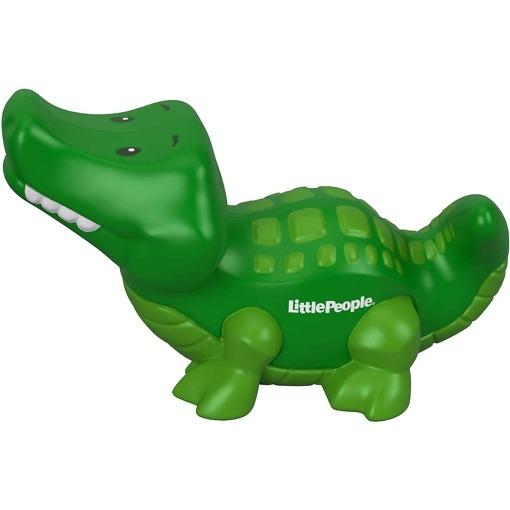 Eläinhahmo Little People Krokotiili