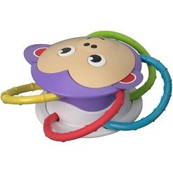 Lasten purulelu Twist'n Turn Rattle Apina