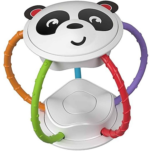 Lasten purulelu Twist'n Turn Rattle Panda