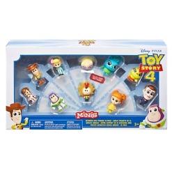 Figuurit 10 kpl/pkt Toy Story 4