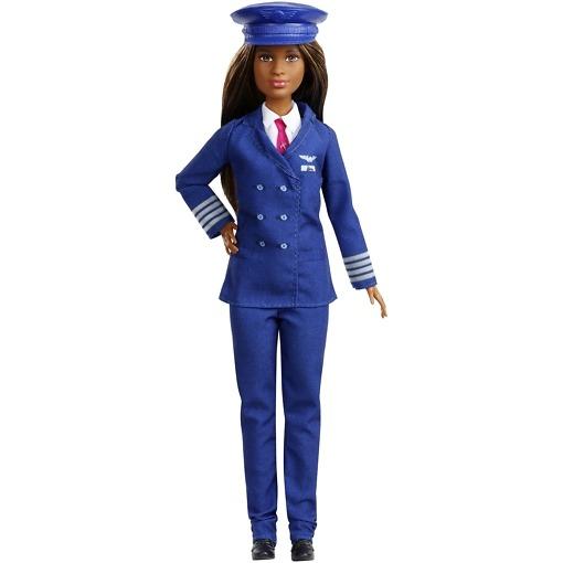 Barbie lentäjä
