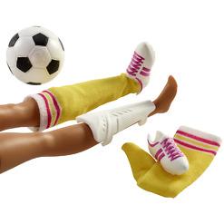 Barbie urheiluvarusteet