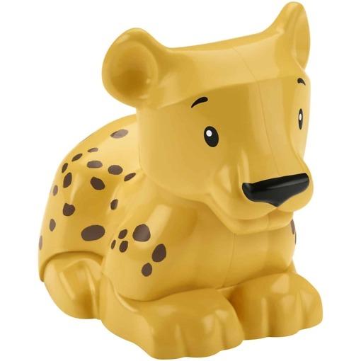 Eläinhahmo Little People Leopardi