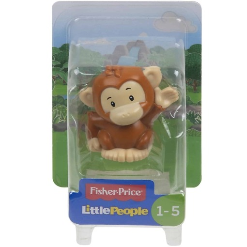 Eläinhahmo LittlePeople Apina