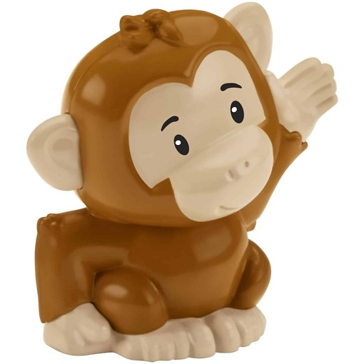 Eläinhahmo Little People Apina