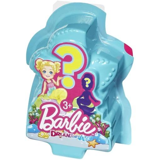 Barbie Dreamtopia yllätysnukke