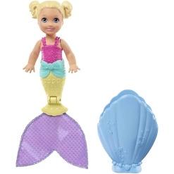 Barbie Dreamtopia merenneito yllätysnuket