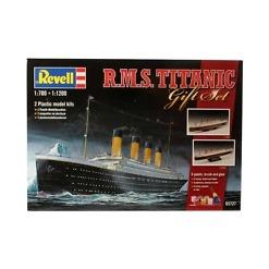 Pienoismalli Titanic 1:700 ja 1:1200 Revell