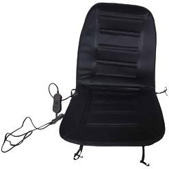 Auton istuinlämmitin musta