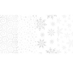 Kuvioitu sellofaani 70 cmx5 m Winteria