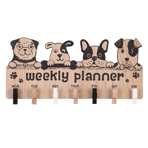 Viikkokalenteri Puppy 4Living