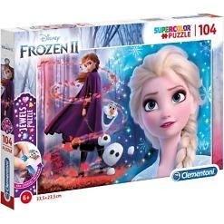 Korupalapeli Frozen 2