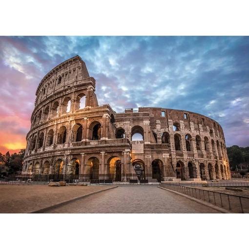 Palapeli Colosseum Sunrise 3000 palaa Clementoni