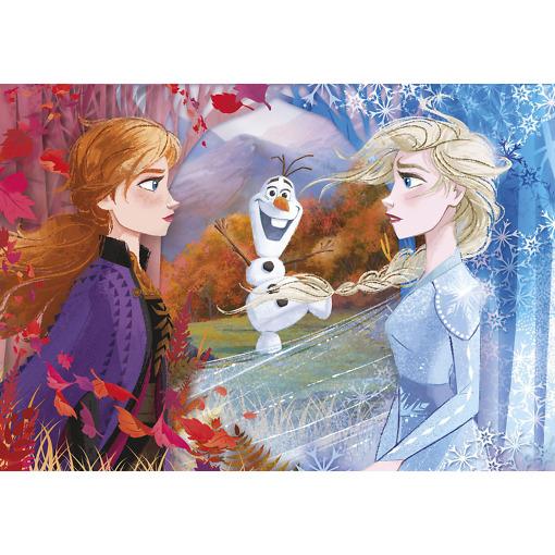 Kehyspalapeli Frozen Anna&Elsa