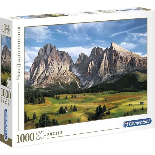 Palapeli 1000 palaa Alpit