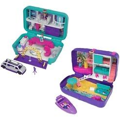 Polly Pocket piilopaikka leikkisetti