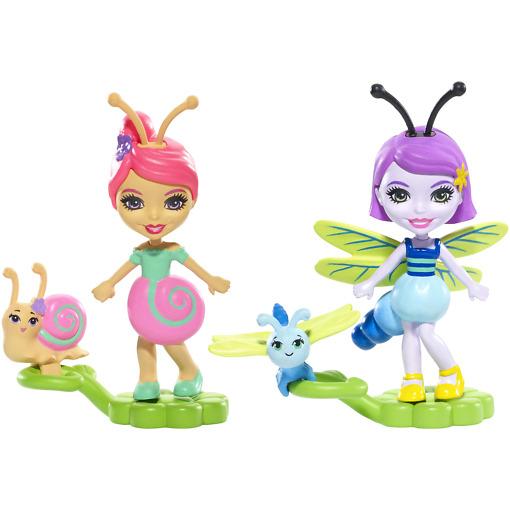 Mininiukke Enchantimals etana ja sudenkorento