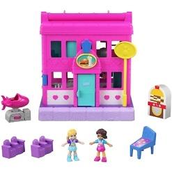 Polly Pocket Pollyville leikkisetti ravintola