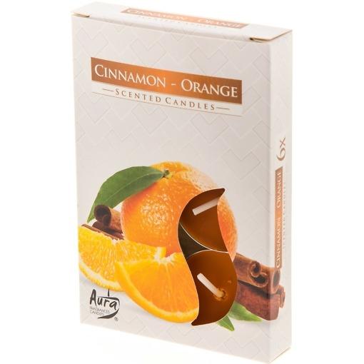 Cinnamon-Orange tuikku