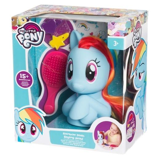 My Little Pony Kampauspää