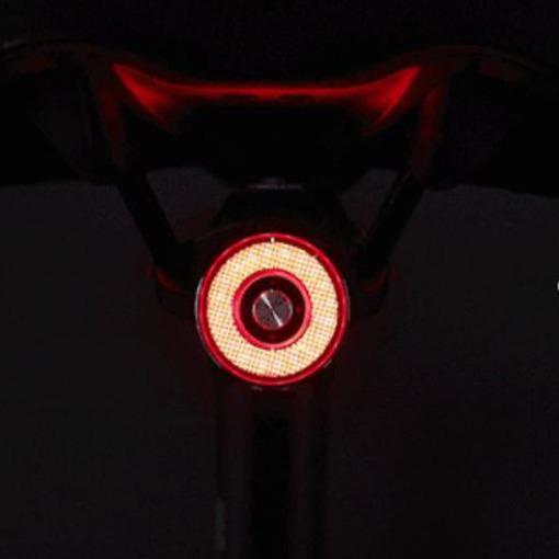 Ladattava polkupyörän takavalo Heed Q5