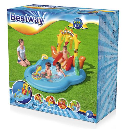 Lasten uima-allas Villi Länsi Bestway