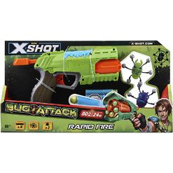 Pehmokuula-ase Bug Attack