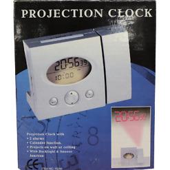 Herätyskello projektoritoiminnolla