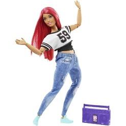 Tanssija Barbie