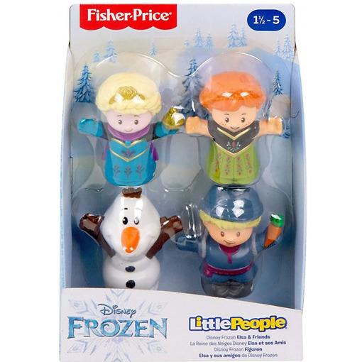 Frozen Little People® 4 hahmoa