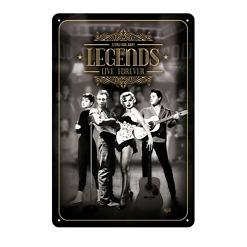 Legends Live Forever retrokyltti