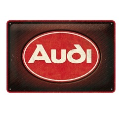 Audi kyltti