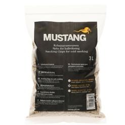 Kylmäsavupuru 3L Pekaani Mustang