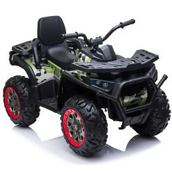 Lasten sähkömönkijä 12V ATV ride-on