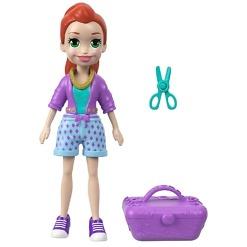 Polly Pocket Totes Cute Lila