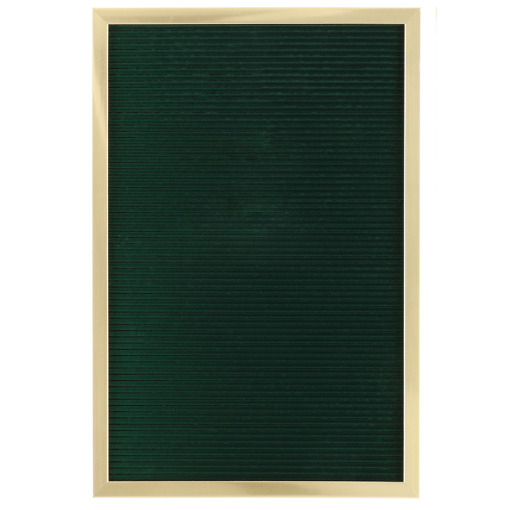 Tekstitaulu 30x45 cm smaragdinvihreä 4Living