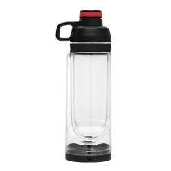 Juomapullo Jemma 400 ml kirkas Atom